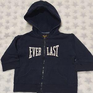 Size 1 EVERLAST hooded jacket